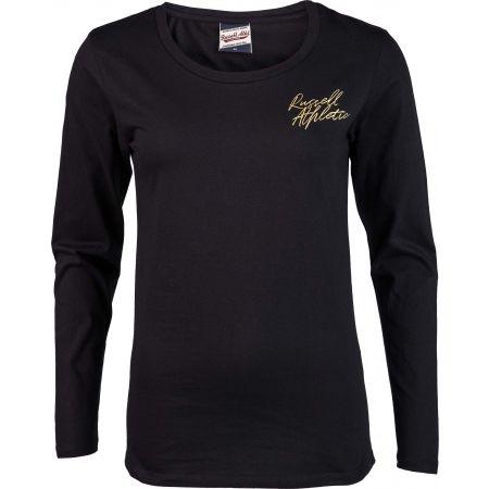Női póló - Russell Athletic HOSSZÚ UJJÚ NŐI PÓLÓ - 1