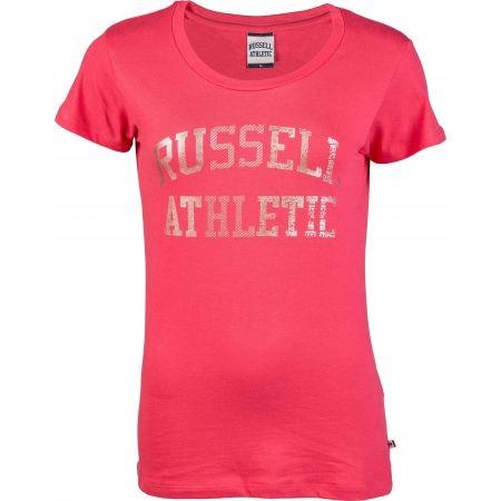 Dámske tričko - Russell Athletic ICONIC ARCH LOGO PRINT - 1