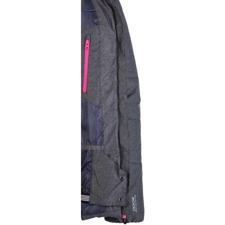 Dámska lyžiarska bunda - Brugi DÁMSKA LYŽIARSKA BUNDA - 4