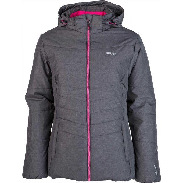 Brugi DÁMSKA LYŽIARSKA BUNDA - Dámska lyžiarska bunda