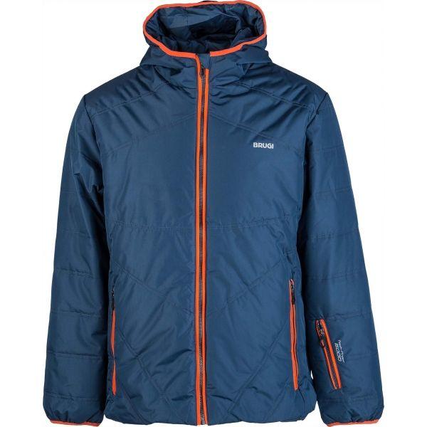 Brugi PÁNSKA LYŽIARSKA BUNDA - Pánska lyžiarska bunda