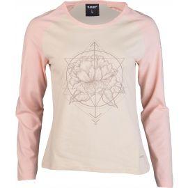 Hi-Tec LADY KALIA LS - Damen T-Shirt