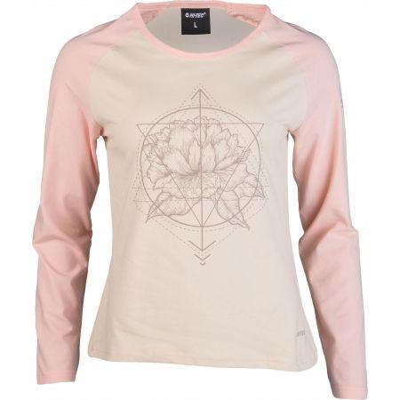 Hi-Tec LADY KALIA LS - Dámske tričko