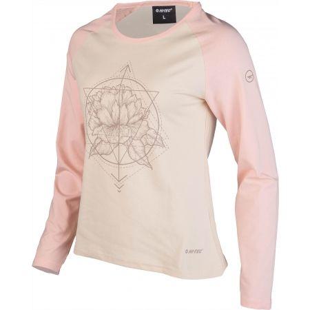 Дамска блуза - Hi-Tec LADY KALIA LS - 2