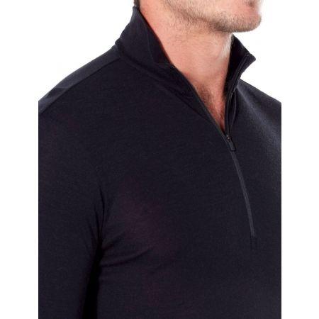 Men's functional T-shirt - Icebreaker 175 EVERYDAY LS HALF ZIP - 5
