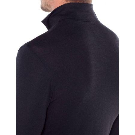 Мъжка функционална тениска - Icebreaker 175 EVERYDAY LS HALF ZIP - 6