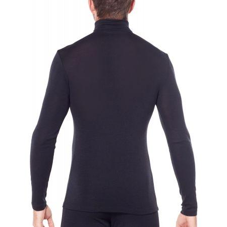 Men's functional T-shirt - Icebreaker 175 EVERYDAY LS HALF ZIP - 4