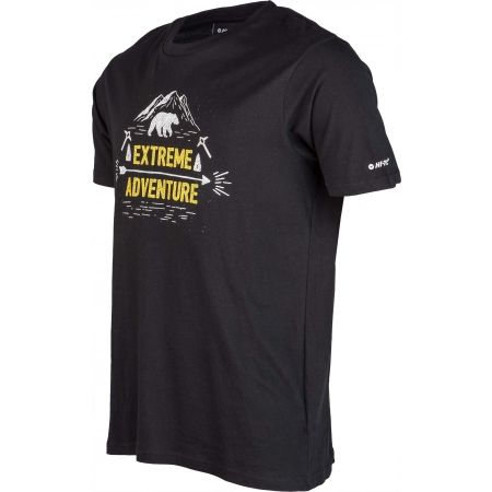 Pánske tričko - Hi-Tec TENDER - 2