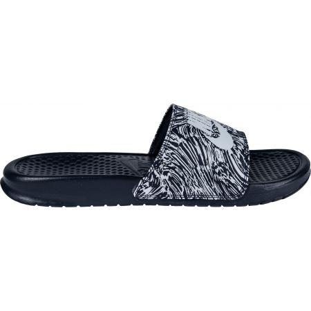 Pánské pantofle - Nike BENASSI JUST DO IT SLIDE - 2