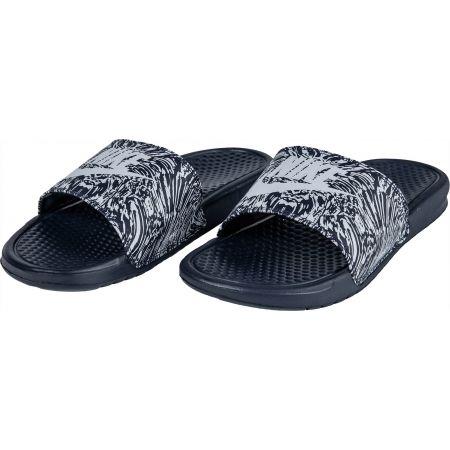 Pánské pantofle - Nike BENASSI JUST DO IT SLIDE - 4