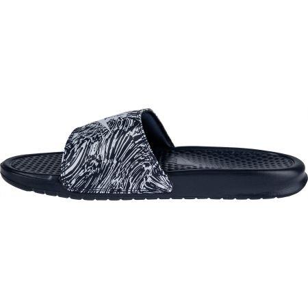 Pánské pantofle - Nike BENASSI JUST DO IT SLIDE - 3