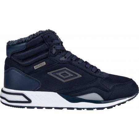 Chlapčenská zimná obuv - Umbro REDHILL HIGH W PROOF JUN - 3