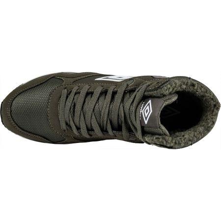 Pánska voľnočasová obuv - Umbro REDHILL HIGH W PROOF - 5