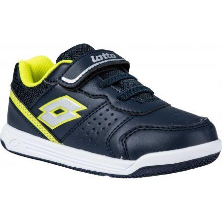 Lotto SET ACE XII INF SL - Dětská volnočasová obuv