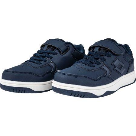 Chlapčenská voľnočasová obuv - Lotto TRACER NU CL SL - 2