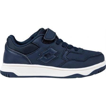 Chlapčenská voľnočasová obuv - Lotto TRACER NU CL SL - 3