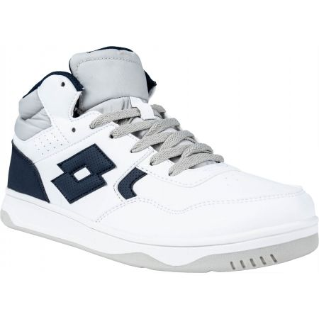 Обувки за момчета - Lotto TRACER MID LTH JR L - 1