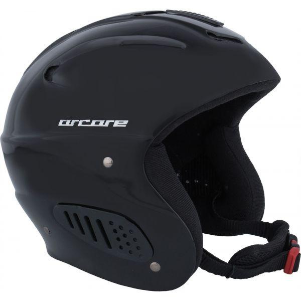 Arcore RACE czarny (52 - 56) - Kask narciarski
