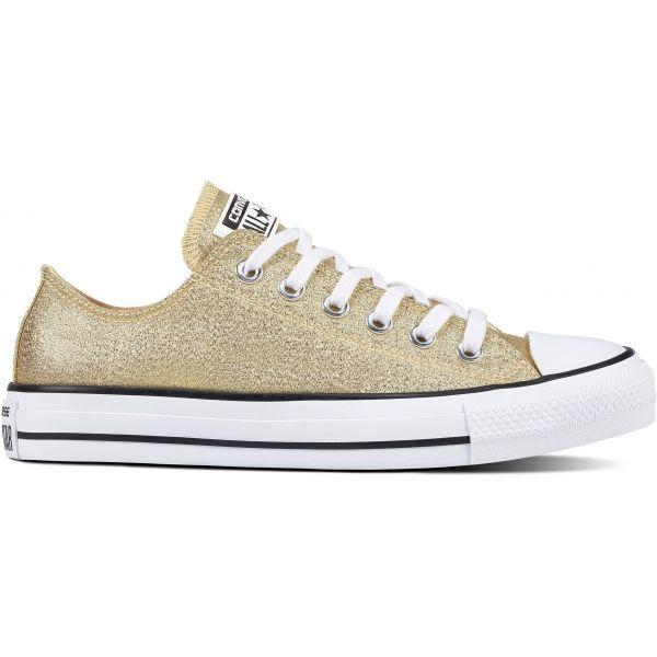 Converse CHUCK TAYLOR ALL STAR żółty 39 - Obuwie miejskie damskie