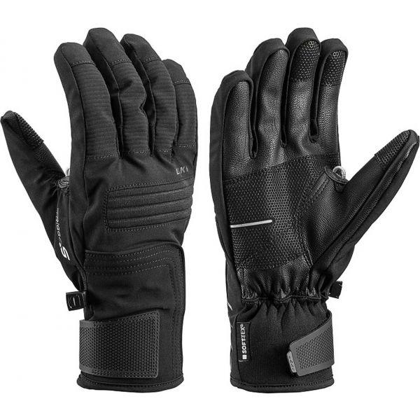 Leki PROGRESSIVE 5 S TRIGGER černá 9 - Sjezdové rukavice
