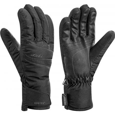 Leki APIC GTX LADY - Дамски ръкавици за ски спускане