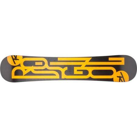 Pánský snowboard - Rossignol DISTRICT WIDE - 3