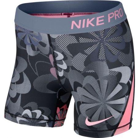 Nike NP SHORT BOY AOP1 G - Dětské sportovní šortky