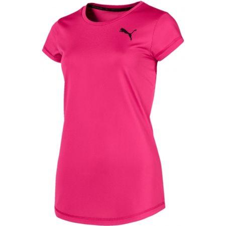 Tricou sport damă - Puma ACTIVE ESS TEE - 1