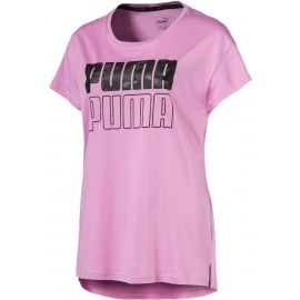 Puma MODERN SPORT GRAPHIC TEE - Women's sports T-shirt