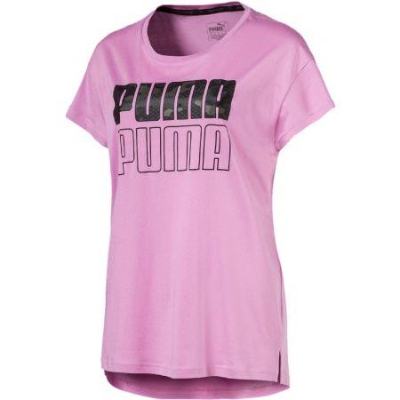 8491b6fd7 Dámské sportovní triko - Puma MODERN SPORT GRAPHIC TEE