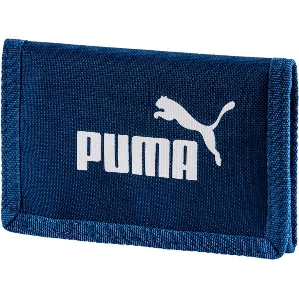 Puma PHASE WALLET modrá UNI - Peňaženka