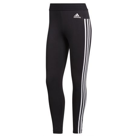 44cc1f3e3e87 Dámské legíny - adidas ESSENTIALS 3 STRIPES TIGHT - 1