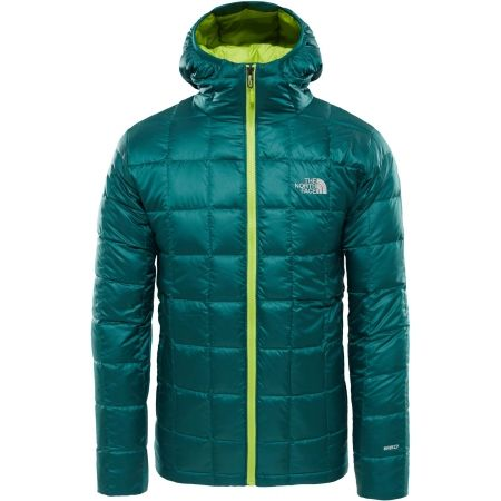 The North Face KABRU HD DOWN JACKET M - Pánska zateplená bunda