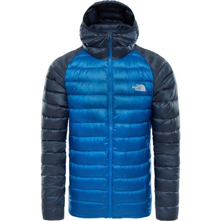 The North Face TREVAIL HOODIE M - Pánska zateplená bunda