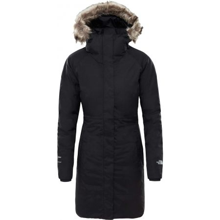 The North Face ARCTIC PARKA II W - Women's insulated coat