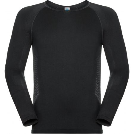 Odlo SUW MEN'S TOP L/S CREW NECK PERFORMANCE ESSENTIALS WARM