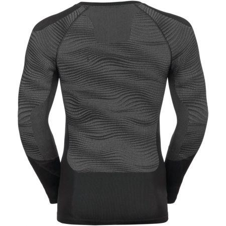 Функционална мъжка блуза - Odlo PERFORMANCE BLACKCOMB SUW TOP L/S - 2
