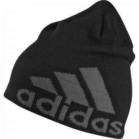 52d5b4f02 knit Logo Bean - Zimná čiapka - adidas KNIT LOGO BEANI
