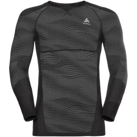 Функционална мъжка блуза - Odlo PERFORMANCE BLACKCOMB SUW TOP L/S - 1