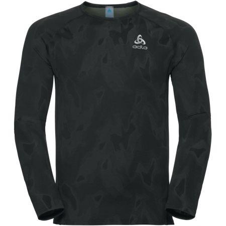 Pánske funkčné tričko - Odlo VIGOR BL TOP CREW LS - 1