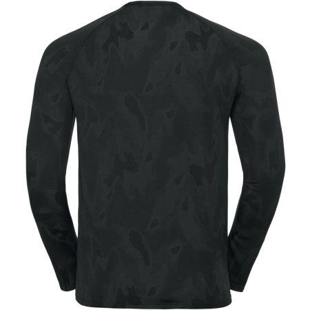 Pánske funkčné tričko - Odlo VIGOR BL TOP CREW LS - 2