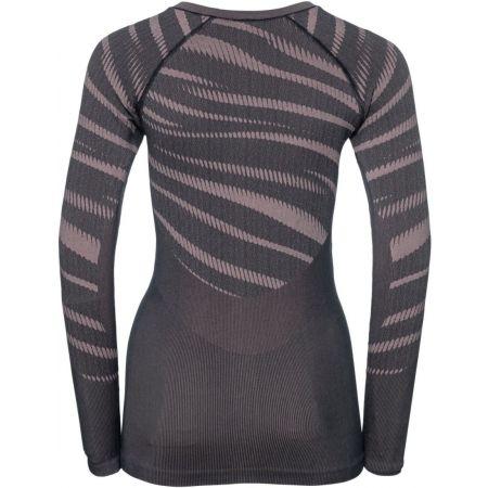 Dámské funkční triko - Odlo SUW TOP CREW NECK L/S - 2