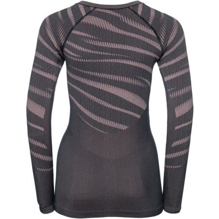 Dámske funkčné tričko - Odlo SUW TOP CREW NECK L/S - 2