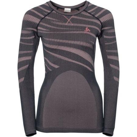 Dámske funkčné tričko - Odlo SUW TOP CREW NECK L/S - 1