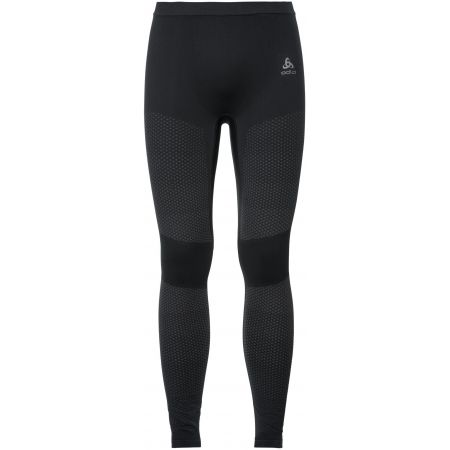 Men's functional pants - Odlo SEAMLESS WARM PANT - 1