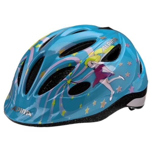 Alpina Sports GAMMA 2.0 kék (46 - 51) - Kerékpáros sisak gyerekeknek