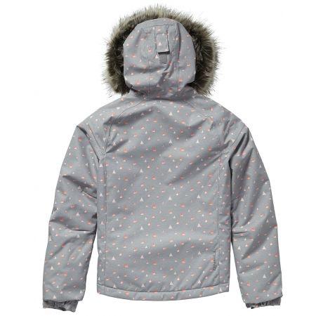 Dívčí lyžařská/snowboardová bunda - O'Neill PG CURVE JACKET - 2