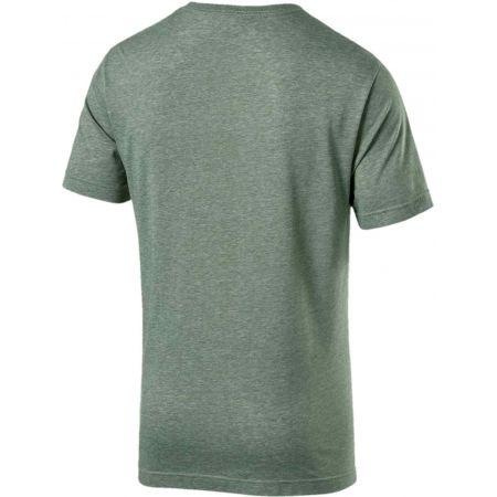 Men's T-shirt - Puma ELEVATED ESS TEE HEATHER - 2
