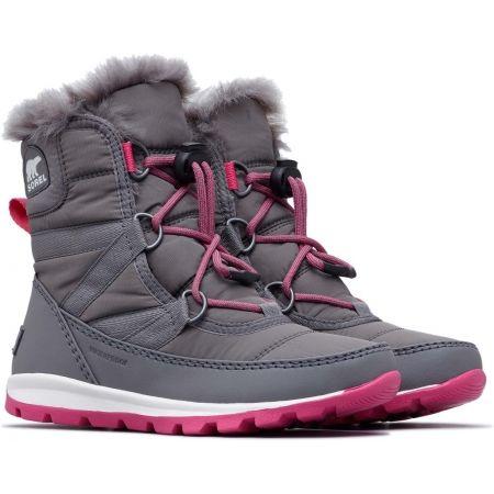 Dětská zimní obuv - Sorel YOUTH WHITNEY  SHORT - 2