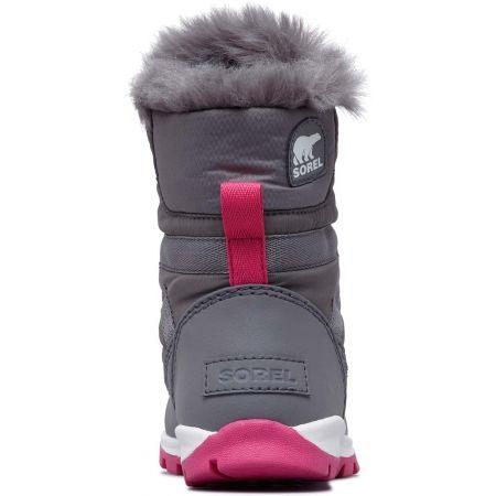 Dětská zimní obuv - Sorel YOUTH WHITNEY  SHORT - 5
